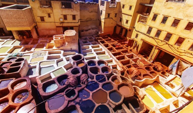 Exploring the Medieval City of Fez in Morocco