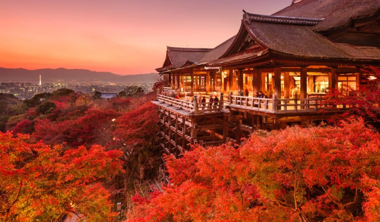 Kyoto Attractions List | 12 Tourist Attractions Place