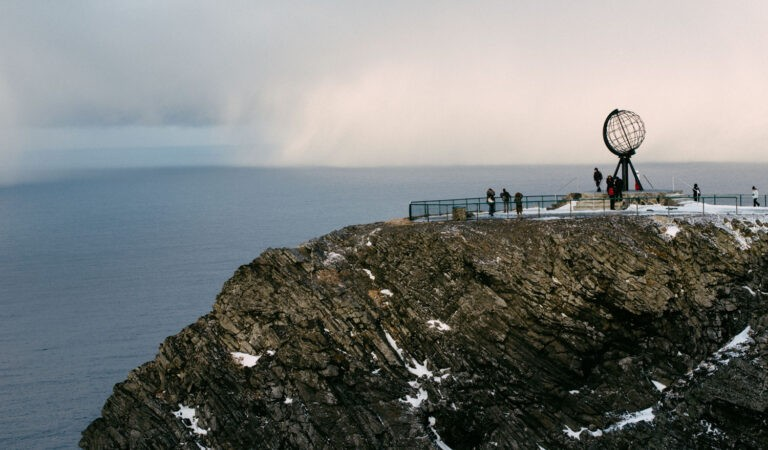 Nordkapp Norway's Northernmost (North Cape)