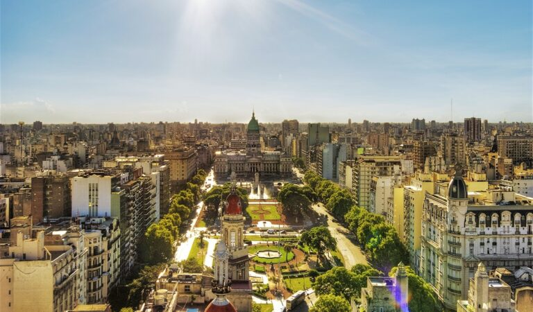 Buenos Aires – Sights in Argentina's Capital City