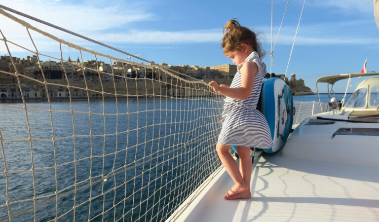 How to Sail The World With Kids and Keep Your Cool