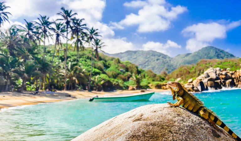 10 Most Beautiful Beaches on Colombia's Coast