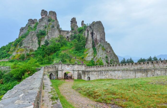Rocks and fortress of Belogradchik, Bulgaria