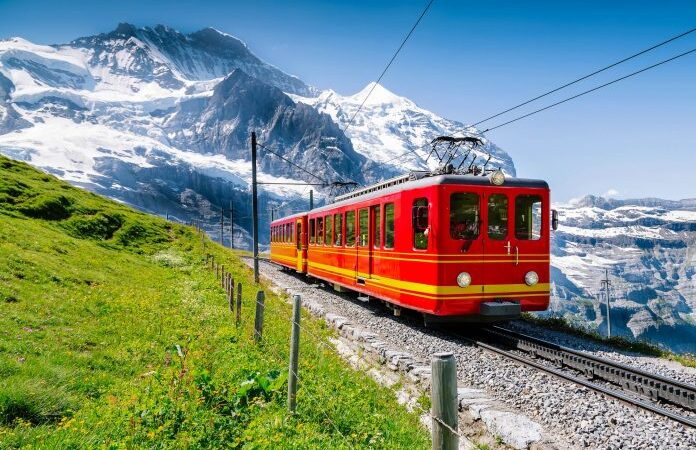 The top 10 sights of Switzerland
