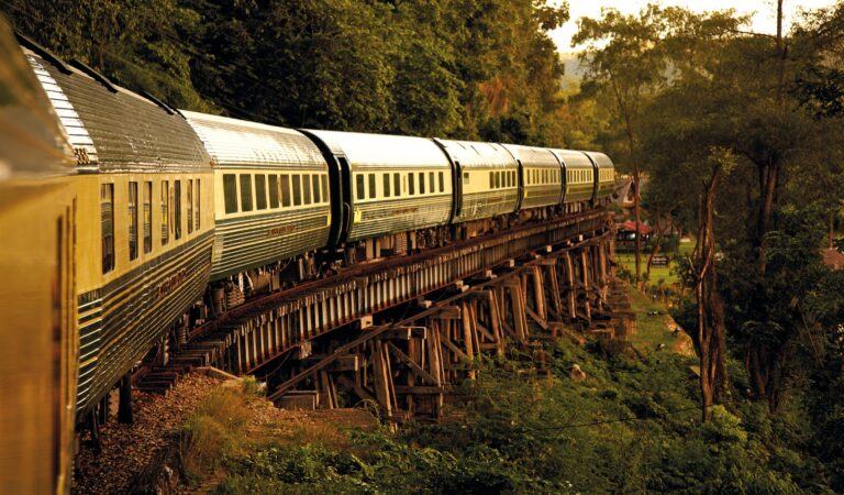 The 10 most beautiful train rides and railroad routes in Latin America