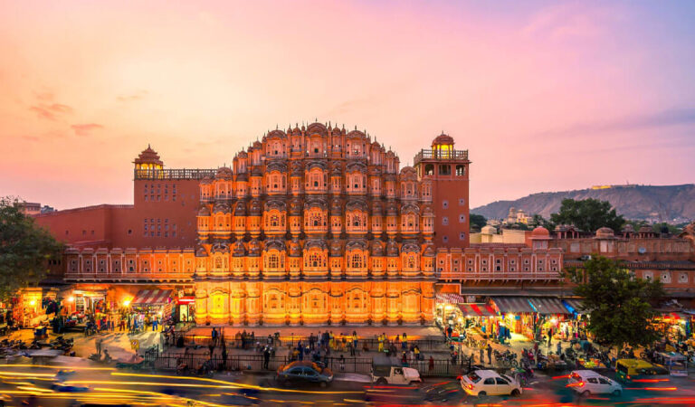 Jaipur Tips: The Most Beautiful Sights in The Pink City